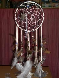 custom dreamcatcher from <H1>NHT's Boutique</H1>