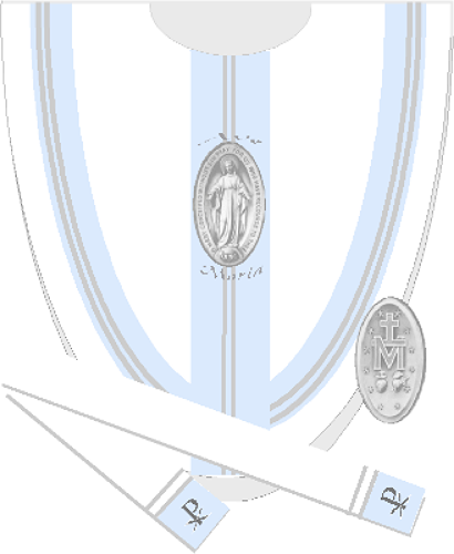 marian chasuble digital sketch original design from <H1>Nay_ho_tze Originals</H1> <NHT's Design Gallery</H1>