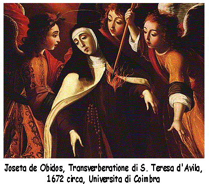 the transverberation of st teresa de avila